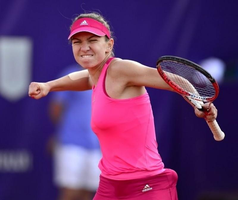 Simona Halep a castigat turneul de la Bucuresti!