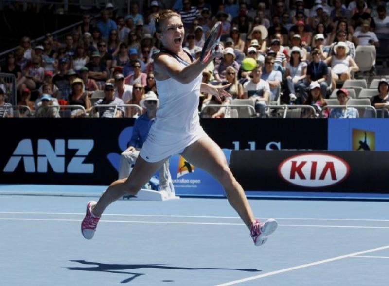 Simona Halep a fost eliminată de Dominika Cibulkova, în sferturile de finală de la Australian Open