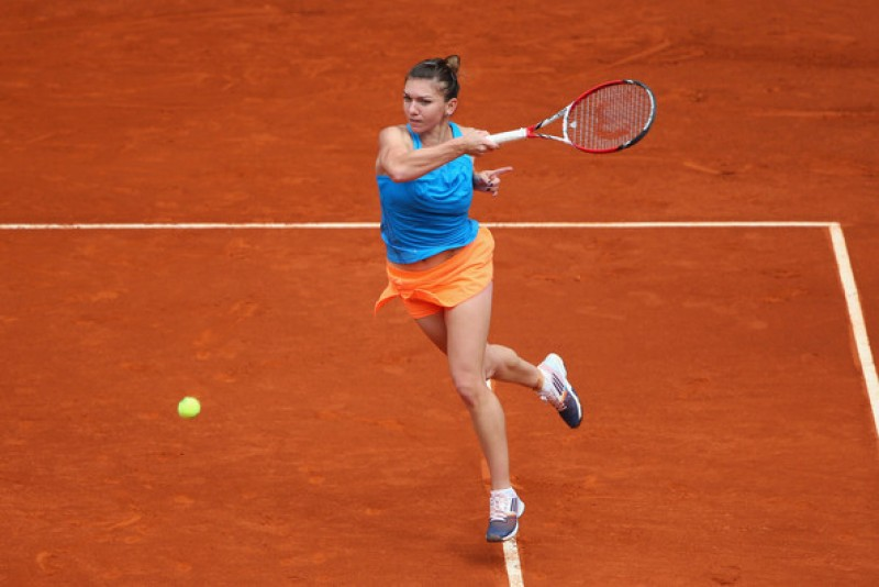Simona Halep avanseaza la Roland Garros fara sa forteze