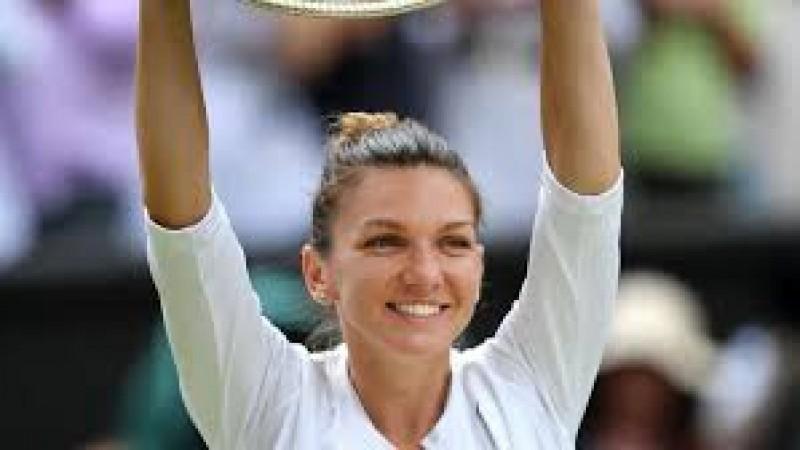 """Simona Halep despre victoria de la Wimbledon: """"A fost visul mamei mele"""""""