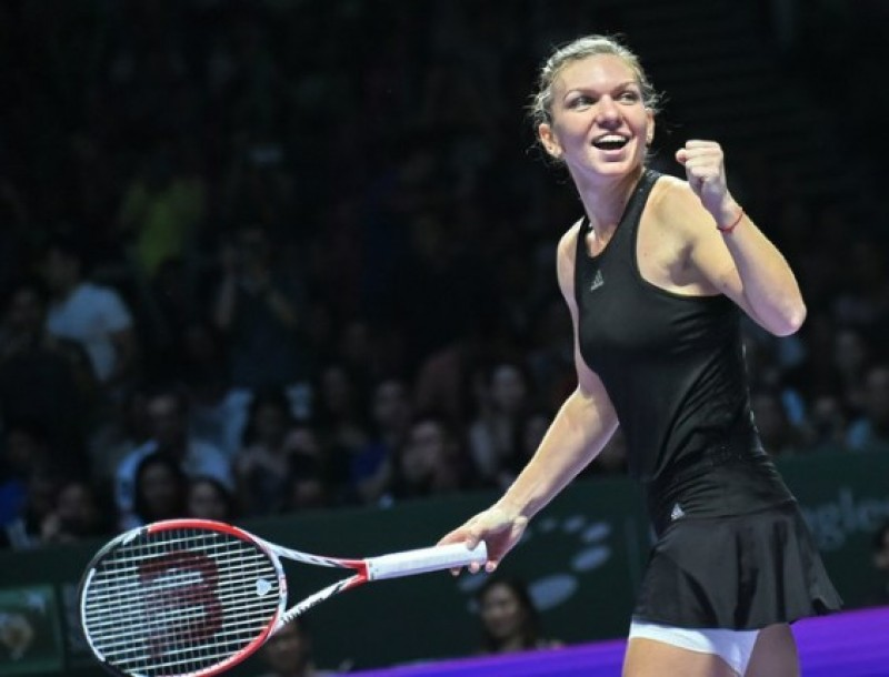Simona Halep dispută astazi finala de la Dubai! (ora 17:00)
