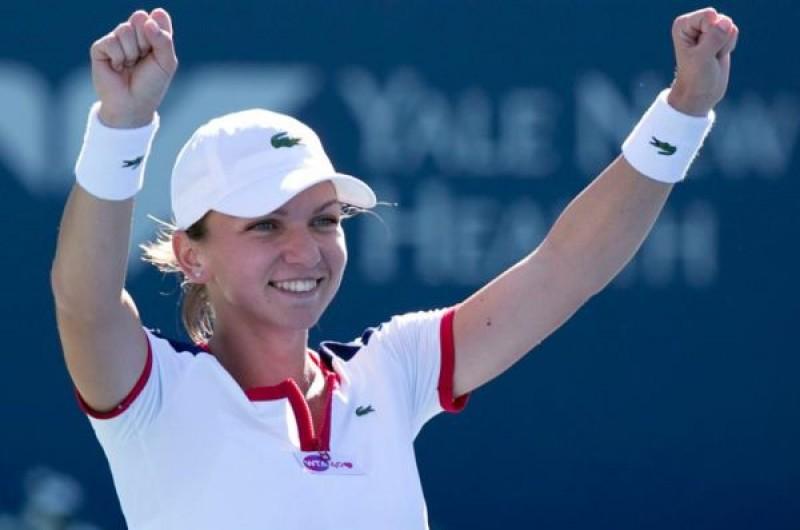 Simona Halep este în semifinale la Indian Wells, dupa un meci de doua ore!