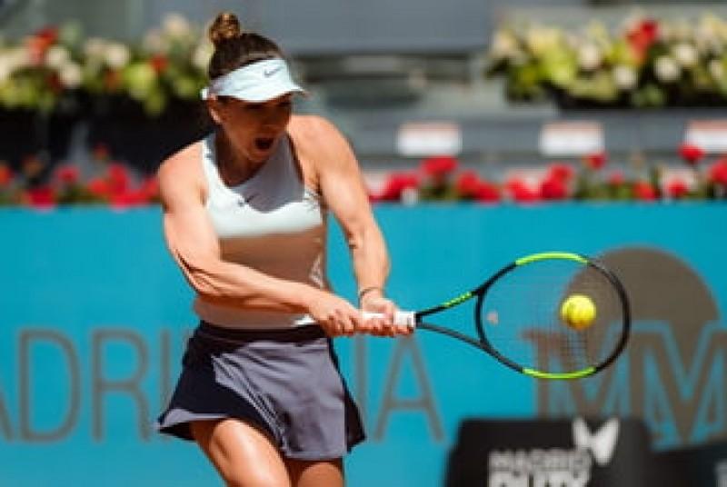 Simona Halep, în finala turneului de la Madrid!
