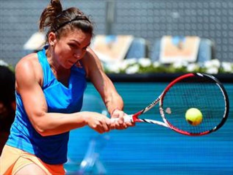 Simona Halep joaca astazi cu Watson, in direct la Eurosport!