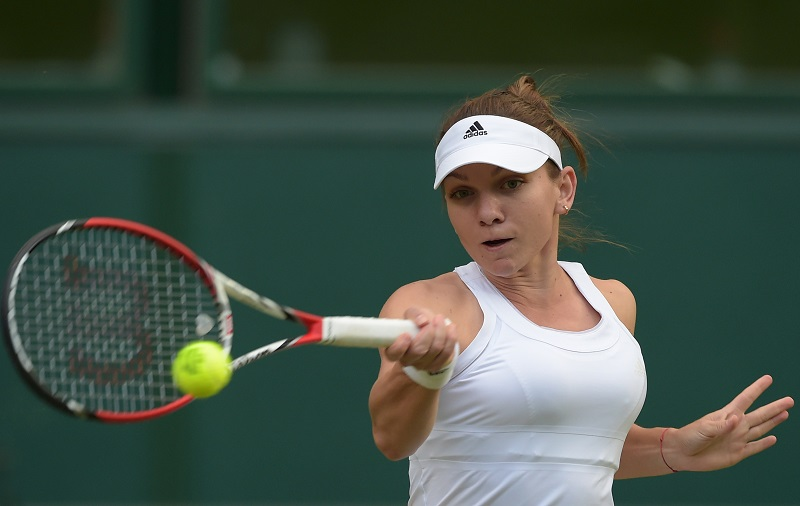 Simona Halep joaca ASTAZI in turul doi la Wimbledon, in direct la TV