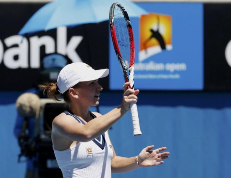 Simona Halep joaca in aceasta noapte cu Cibulkova in sferturi!