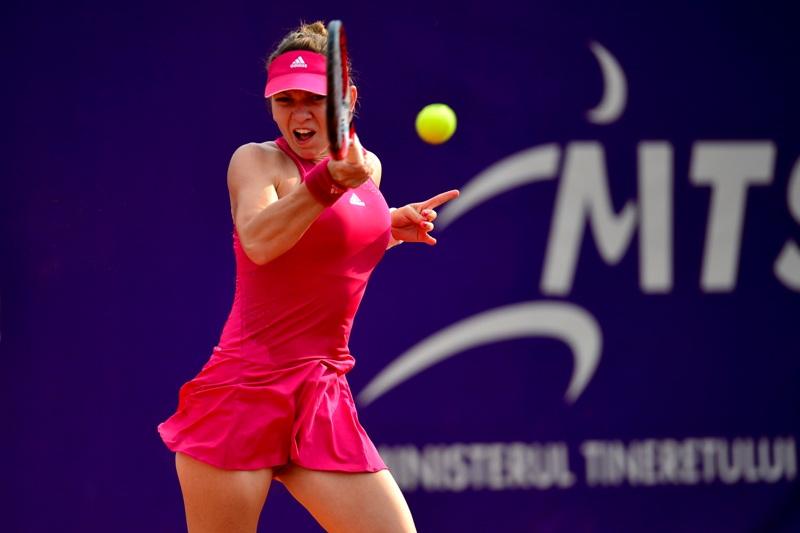 Simona Halep joacă în aceasta seara in optimi contra lui Krunic!