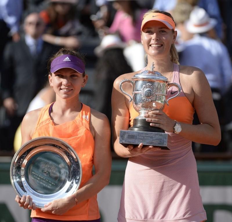 Simona Halep le-a umilit pe Sharapova si Serena Williams: Rezultatele anchetei WTA