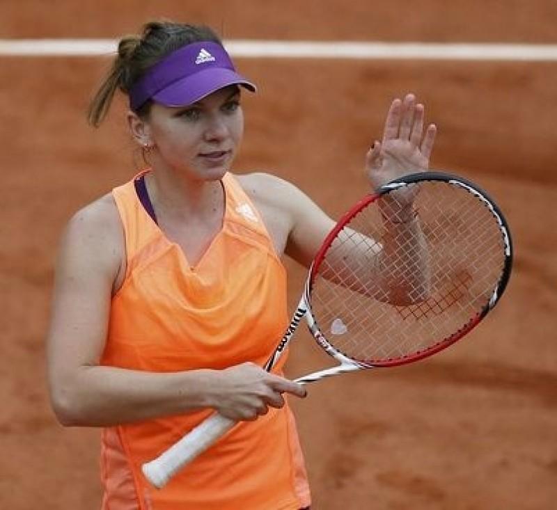 Simona Halep pierde din nou in fata Mariei Sarapova, dupa ce a castigat primul set!