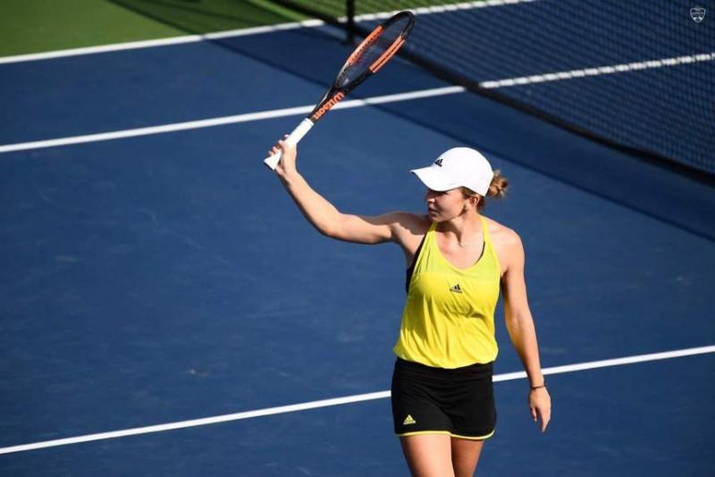 Simona Halep s-a calificat în finala turneului de la Cincinnati. Ea este la o victorie de locul 1 WTA