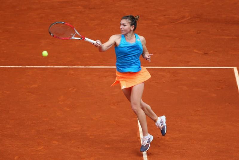Simona Halep s-a calificat in optimile de la Roland Garros