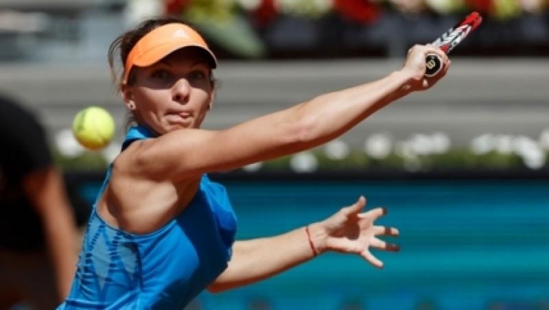 Simona Halep s-a calificat în sferturi, unde va juca împotriva Larei Arruabarrena