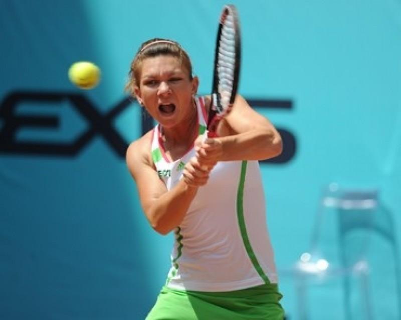Simona Halep s-a calificat in sferturile de finala de la Madrid