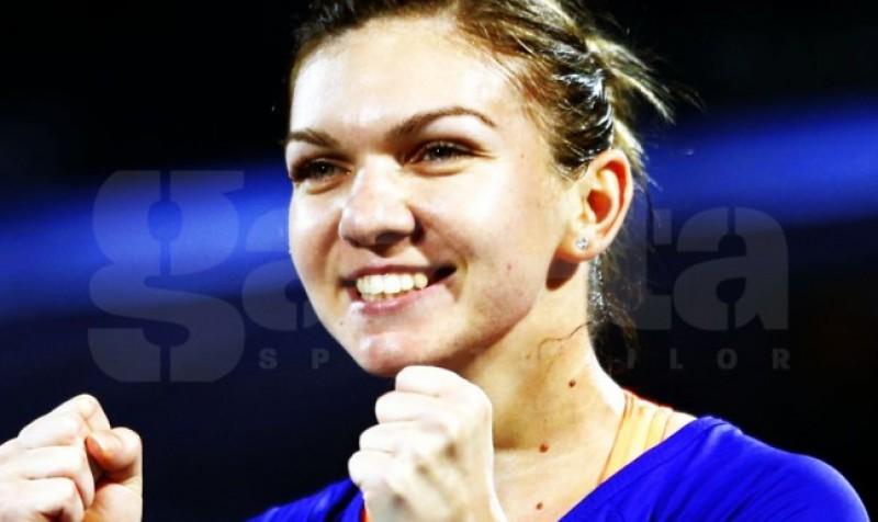 """Simona Halep s-a calificat în sferturile US Open: """"Sunt gata să stau 4 ore pe teren!"""""""