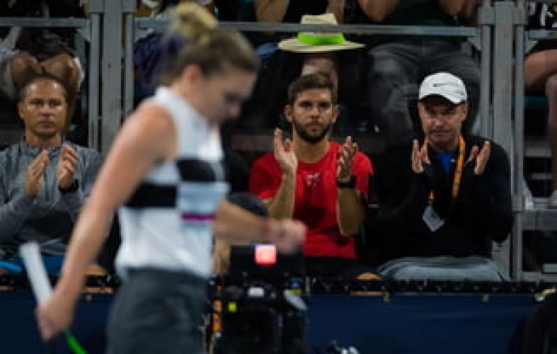Simona Halep se felicită după numirea noului antrenor: E cea mai bună decizie pe care am luat-o