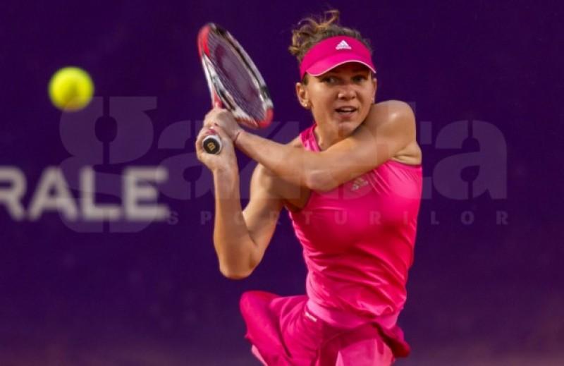 Simona Halep se va duela cu Monica Niculescu pentru un loc în finală BRD Bucharest Open! Vezi cand va incepe partida!