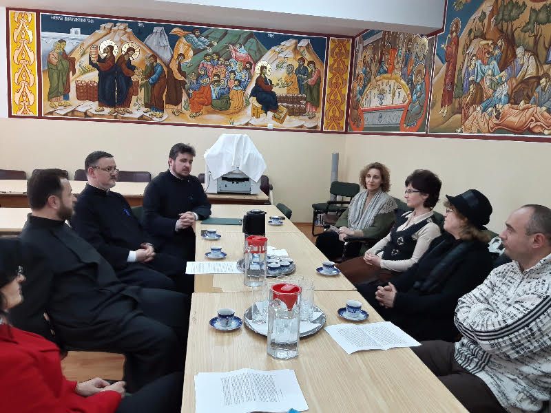 """Simpozionul Interjudețean """"Științele socio-umane și religia – provocări contemporane"""", la Seminarul Teologic Botoşani! FOTO"""