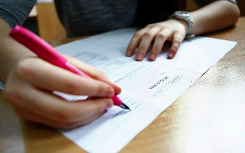 Simulare Bacalaureat: Elevi eliminați din examen pentru tentativă de fraudă!