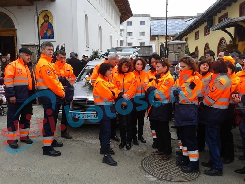 Sindicaliştii de la Ambulanţa Botoşani şi-au ales o nouă conducere