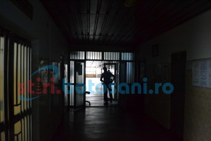 Sindicaliştii din Penitenciarul Botoşani continuă protestele!