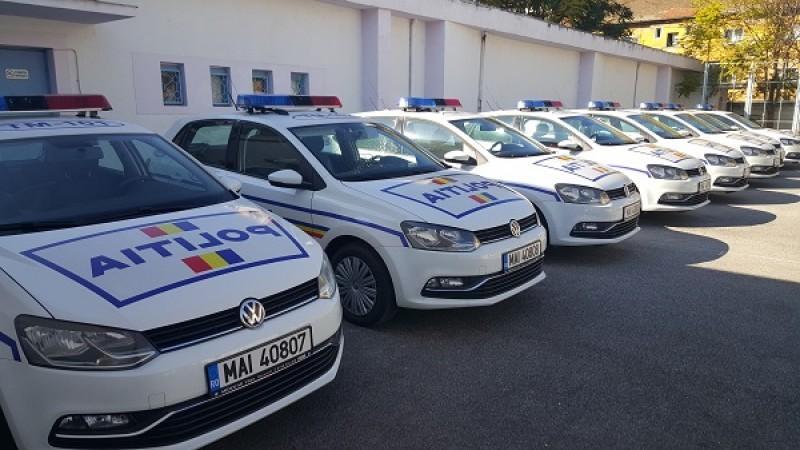 Sindicatele i-au cerut lui Tudose sa angajeze 4.000 de politisti si sa cumpere urgent 10.000 de masini
