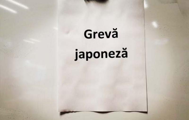 Sindicatul AJOFM Botoșani se alătură protestelor naționale și intră în grevă japoneză