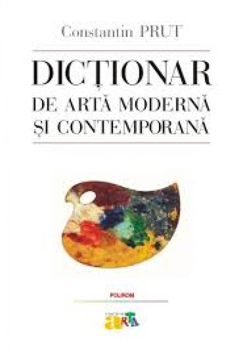 Singurul dicţionar românesc de artă, realizat de un botoşănean!