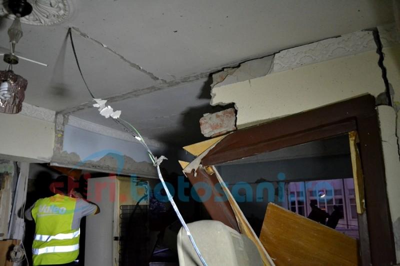Sinistrații afectați de explozia din Primăverii primesc bani de la Guvern! Ce sumă va fi alocată!