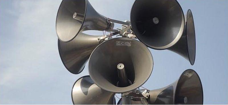 Sirenele de alarmare publică vor suna la Botoșani, din nou, miercuri. Ce semnifică cele trei tipuri de alarme!