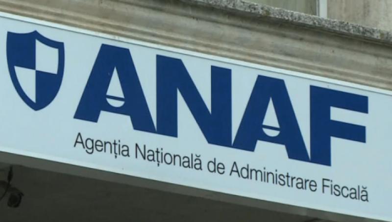 Site-ul ANAF a picat: Mesajul pentru cetățeni