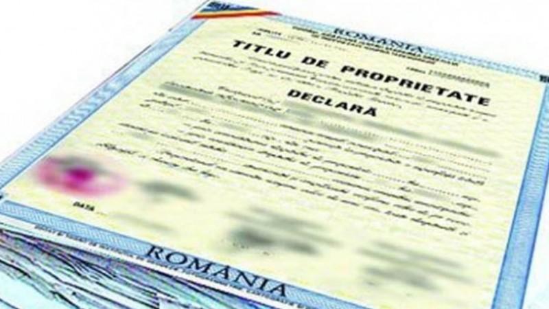 Situaţie clarificată în domeniul titlurilor de proprietate la nivelul judeţului Botoşani