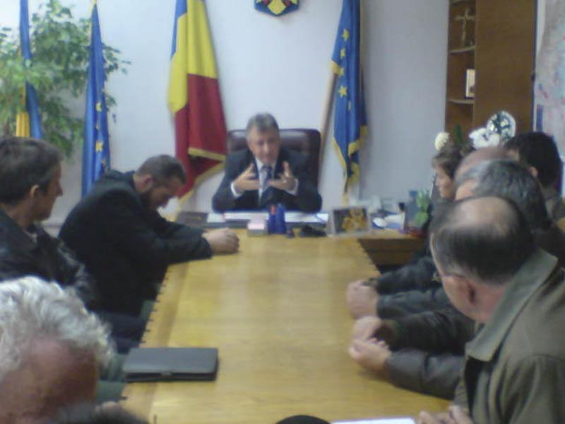 Situatie tensionata intre conducerea Consiliului Judetean si cativa primari din judet! - completare