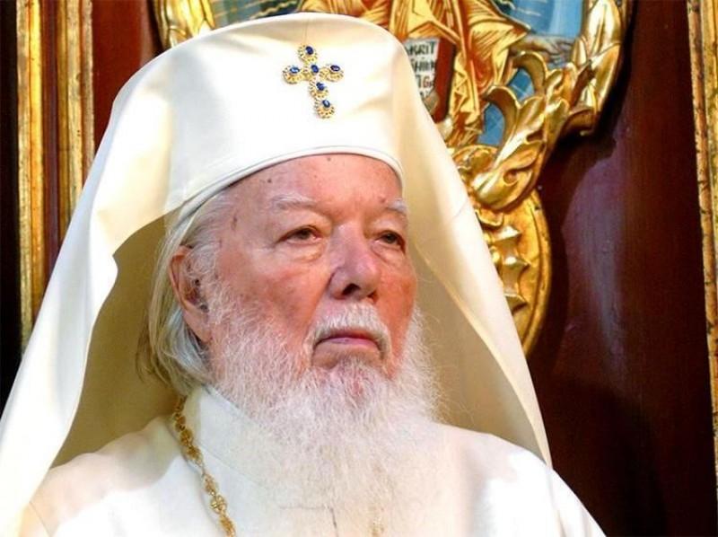 Slujbă de pomenire a fostului patriarh Teoctist în localitatea sa natală din Botoșani