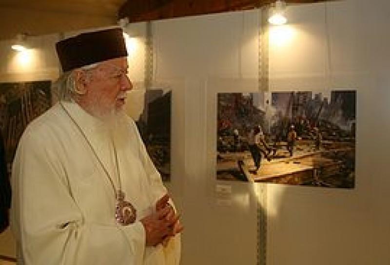 Slujba de pomenire pentru Patriarhul Teoctist
