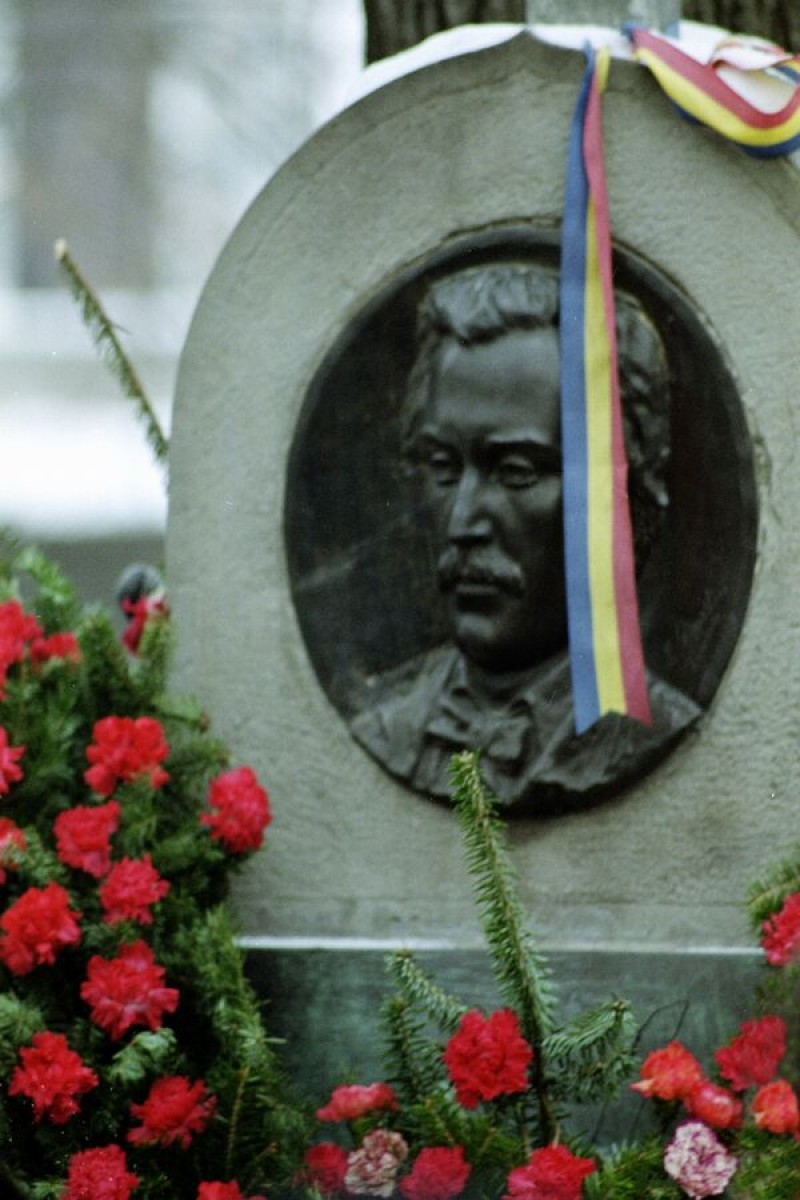 Slujbă de pomenire pentru poetul național Mihai Eminescu, la 167 de ani de la naștere!