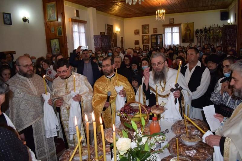 Slujba misionară desfășurată duminică la Tudora, în atenția autorităților botoșănene