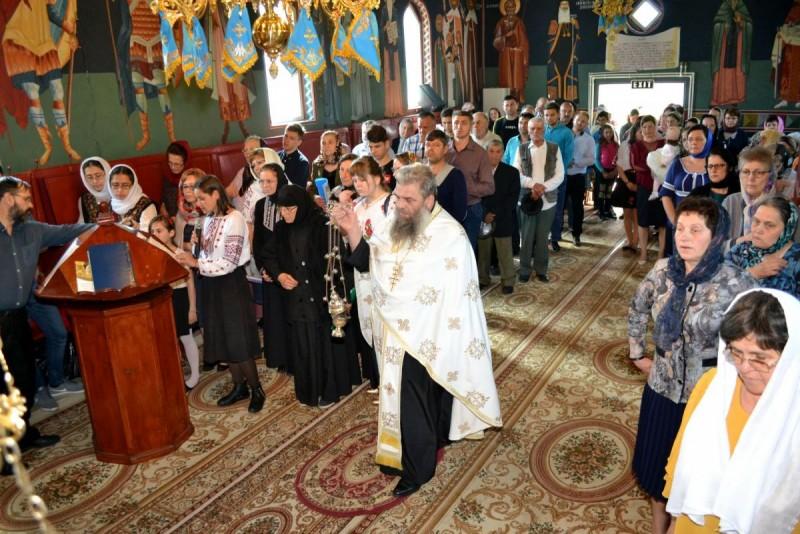 Slujbă misionară în Parohia Balta Arsă