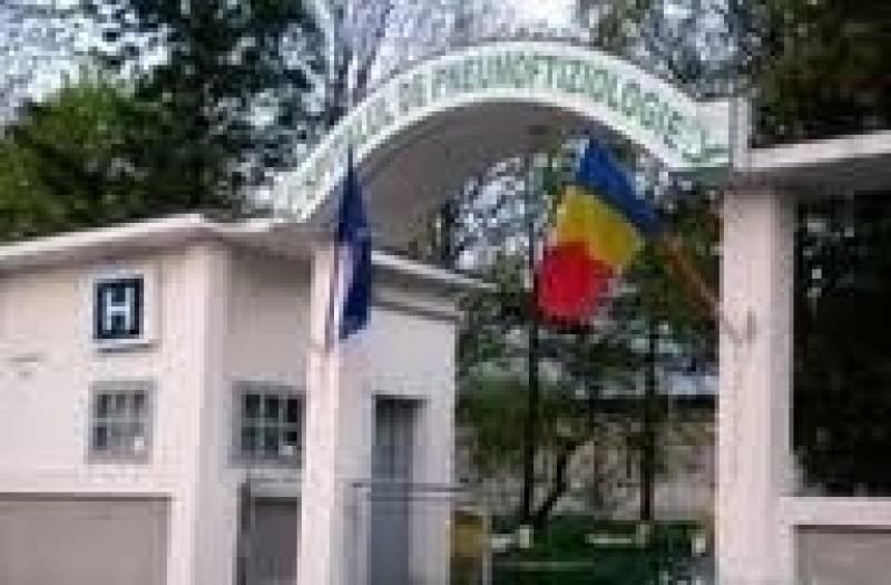 Soarta Spitalului de Pneumoftiziologie va fi decisa prin Hotarare de Guvern!