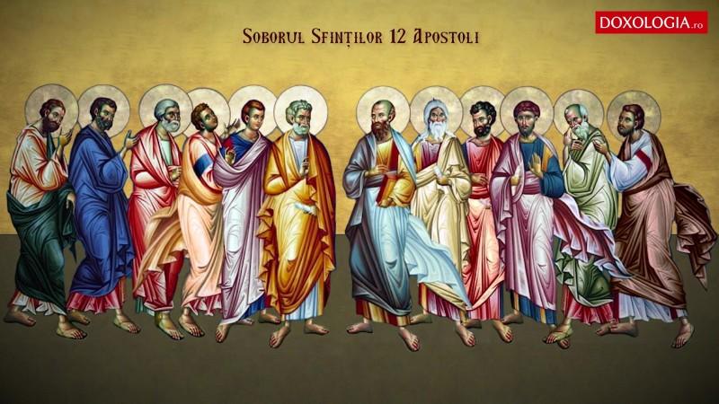 Soborul Sfinţilor 12 Apostoli