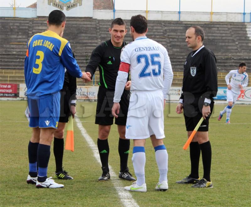 SOC: FC Botosani invinsa de o echipa de Liga a II-a!