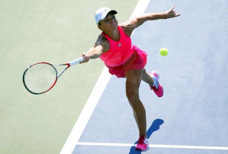 SOC la US Open! Simona Halep a fost învinsă de numărul 121 WTA