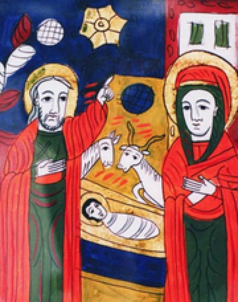 Socant: Hristos a venit pe pamant!