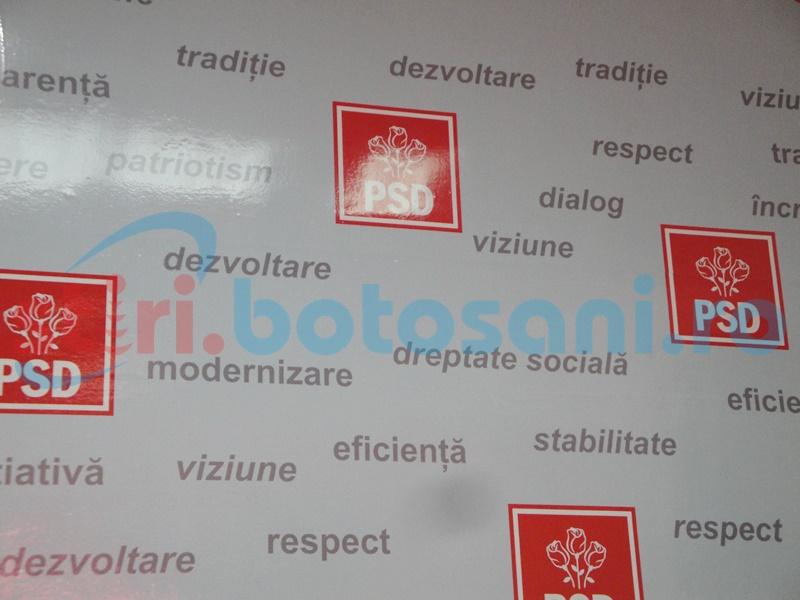 Social-democrații din Botoșani, din nou la vot pentru listele de la parlamentare