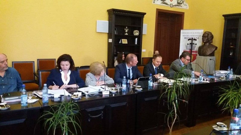 Social-democrații din Consiliul Local și-au impus oamenii în comisiile de concurs pentru directori de școli din municipiul Botoșani
