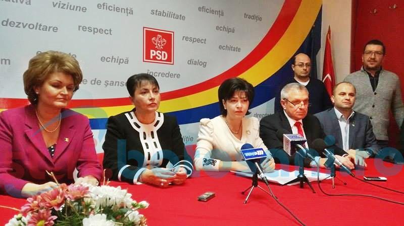 Social-democrații pun stăpânire pe județul Botoșani! Au obținut ȘAPTE mandate de parlamentar! FOTO