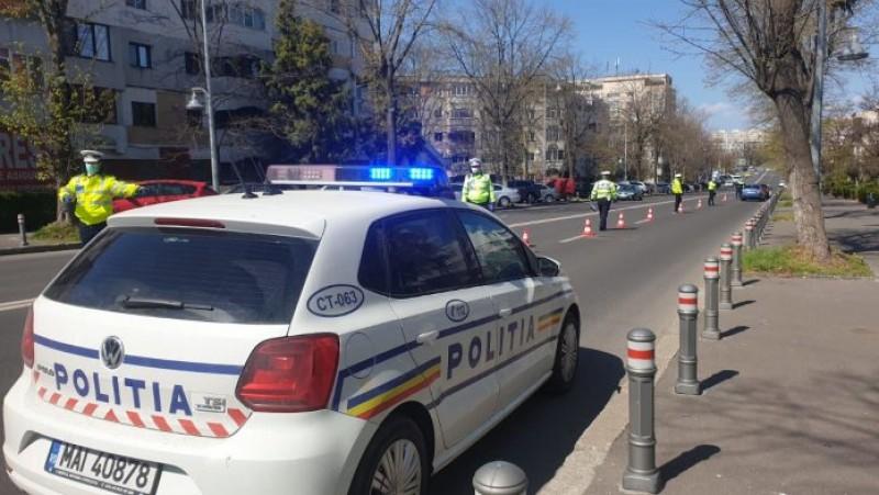 Șofer amendat și uns cu un dosar penal, după ce a condus cu permisul suspendat