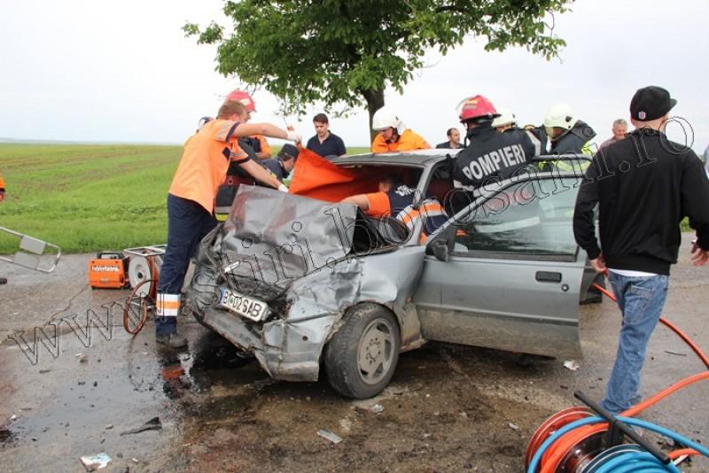 Șofer condamnat după ce a provocat un accident mortal lângă Mănăstirea Zosin!
