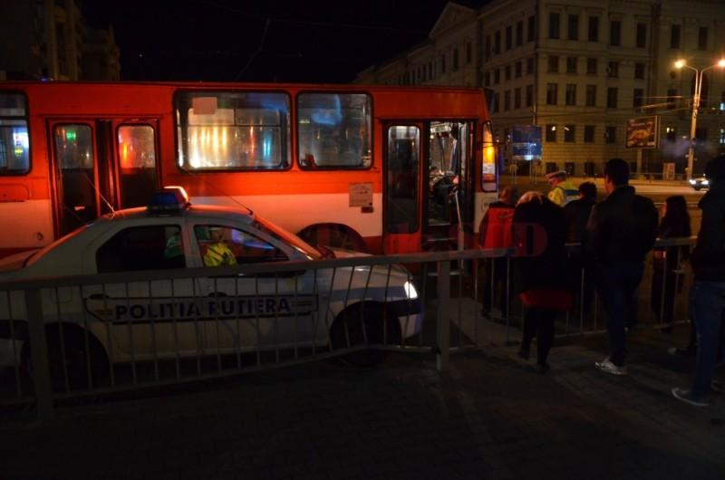 Şofer din Botoşani, implicat într-un accident în Suceava