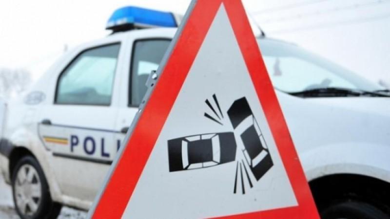 Șofer din Botoșani, implicat într-un accident rutier soldat cu rănirea a două persoane!