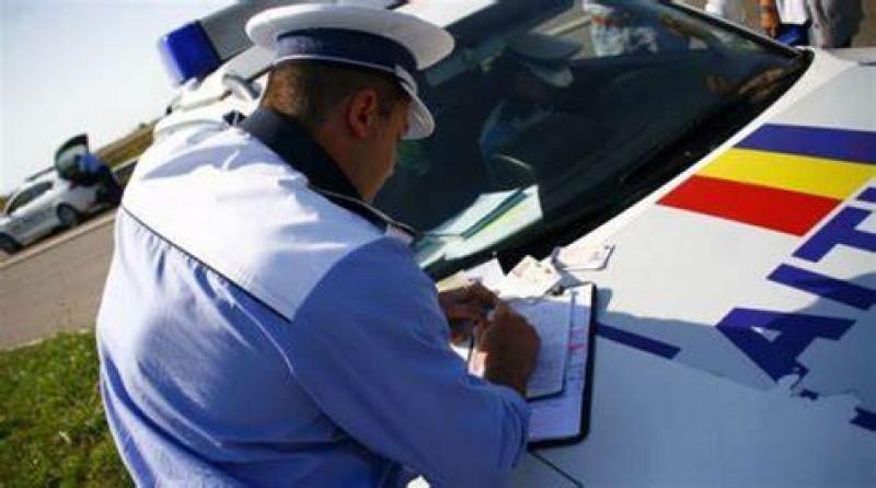 Șofer lăsat fără permis pentru alcoolemie penală
